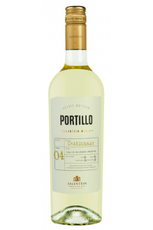 Portillo Chardonnay, 13.5% alc., 0,75 liter-0