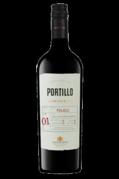 Portillo Malbec, 14% alc., 0,75 liter-0