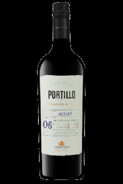 Portillo Merlot, 14% alc., 0,75 liter-0