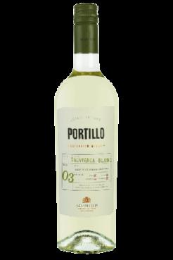 Portillo Sauvignon Blanc, 13,5% alc., 0,75 liter-0