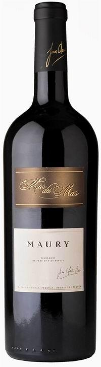 Mas des Mas Maury 2010, 0,75 ltr., 17,5% alc.-0