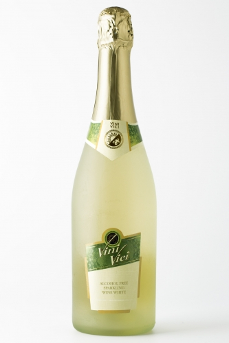 Vini Vici Sparkling wit alcoholvrij. 0,75 ltr-0