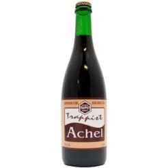 Achel Trappist Bruin Extra. 0,75 ltr., 9,5% alc.-0