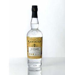 Plantation Rum Jamaica-Barbados-Trinidad Wit *** 0,7 ltr., 41,2% alc.-0