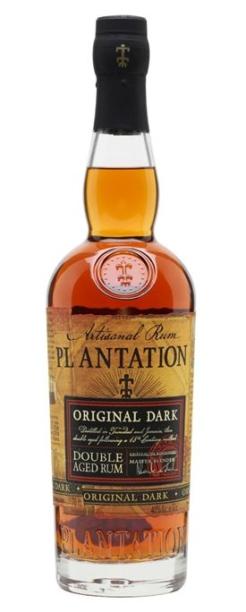 Plantation rum Original Dark (3 years) Trinidad., 0,7 ltr., 40% alc.-0