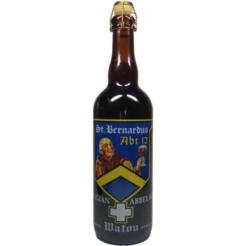 St. Bernardus Abt 12, 0,75 ltr., 10% alc.-0