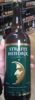 Straffe Hendrik, Brugs Tripelbier, 0,75 ltr., 9% alc.-0