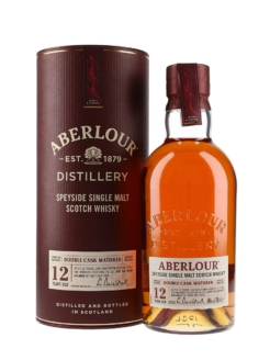 Aberlour 12 years old, Double Cask Matured 0,7 ltr., 40% alc.-0