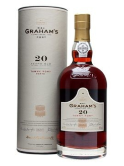 Graham's 20 Years Old Tawny Port, 0,75 ltr., 20% alc.-0
