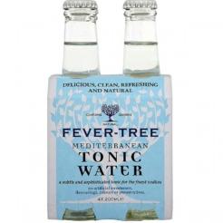 Fever Tree Mediterranean tonic 4 x 20 cl.-0