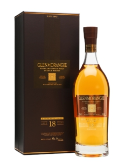 Glenmorangie 18 years old, 0,7 ltr., 43% alc.-0