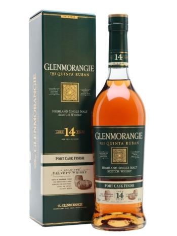 Glenmorangie The Quinta Ruban, 0,7 ltr., 46% alc.-0