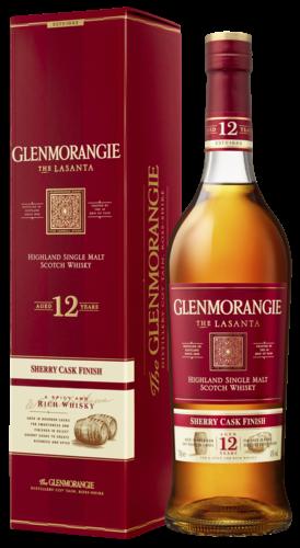 Glenmorangie The Lasanta, 0,7 ltr., 46% alc. 12 years old-0