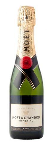 Moët & Chandon Brut Impérial Champagne halve fles, 375 ml.-0
