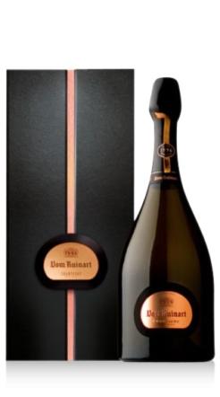 Dom Ruinart 1998 Brut Rosé Champagne, 0,75 ltr.-0