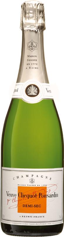 Veuve Clicquot Ponsardin Champagne demi-sec, 0,75 liter-0