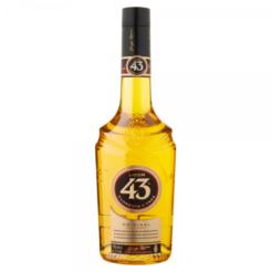Licor 43, 0,7 liter 31% alc.-0