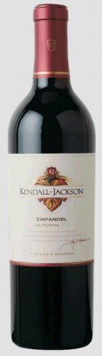 Kendall Jackson Vintner's Reserve Zinfandel, 75 cl., 14,5% alc-0