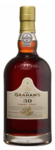 Graham's 30 years Old Tawny Port, 0,75 ltr., 20% alc.-0