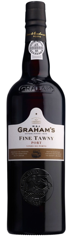 Graham's Fine Tawny Port, 0,75 ltr., 19% alc-0