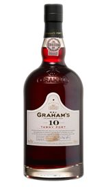 Graham's 10 Years Old Tawny Port, 0,75 ltr. 20% alc.-0