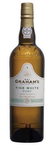 Graham's Fine White Port, 0,75 ltr., 19% alc.-0