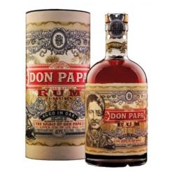Don Papa Rum 0,7 ltr, 40% alc.-0