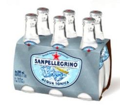Sanpellegrino aqua tonica 6-pack 6 x 200 ml.-0