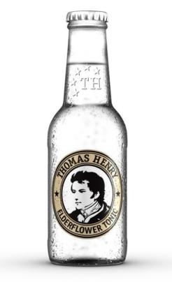 Thomas Henry Elderflower Tonic 4 x 200 ml-0