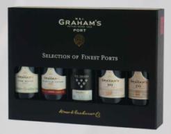 Graham's Port Giftpack 5 x 20 cl.-0