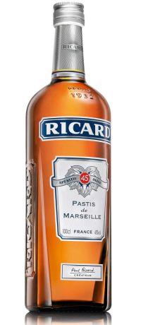 Ricard Pastis liter 45% alc.-0
