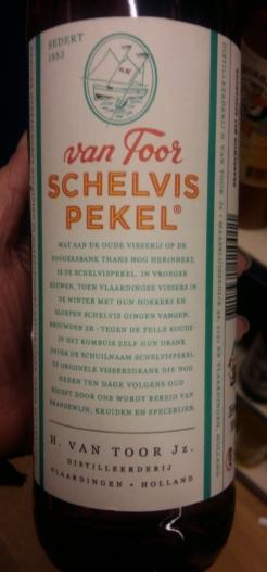 Schelvispekel, 100 cl., 35% alc.-0
