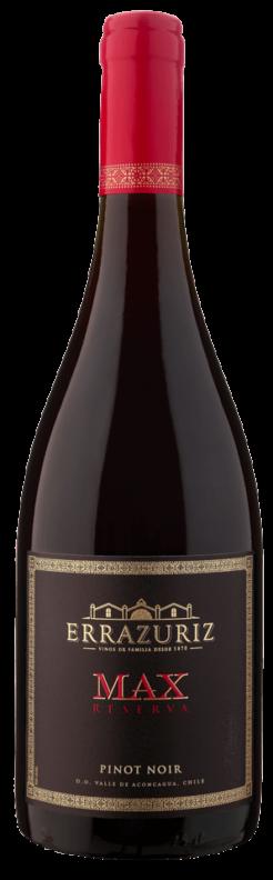 Errazuriz Max Reserva Pinot Noir, 0,75 ltr., 13,5% alc.-0