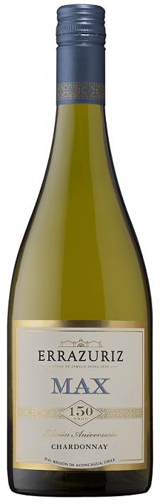 Errazuriz Max Reserva Chardonnay, 0,75 ltr., 13,5% alc.-0