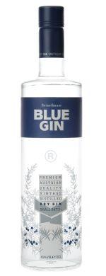 Blue Gin by Reisetbauer, 70 cl., 43% alc-0