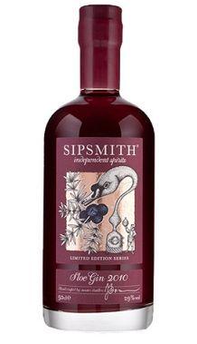Sipsmith London Sloe Gin, 50 cl., 29% alc.-0