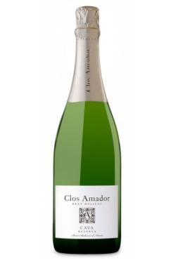 Clos Amador Brut Reserva Delicat, 75cl., 11,5% alc.-0
