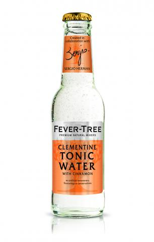Fever Tree Clementine & Cinnamon by Sergio Herman 4 x 20 cl.-1362