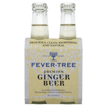 Fever Tree Ginger Beer 4 x 20 cl.-0