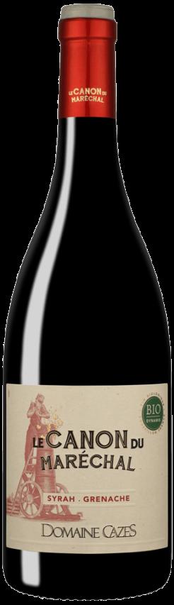 Cazes Le Canon Du Maréchal Syrah-Grenache, 75 cl., 13% alc.-0