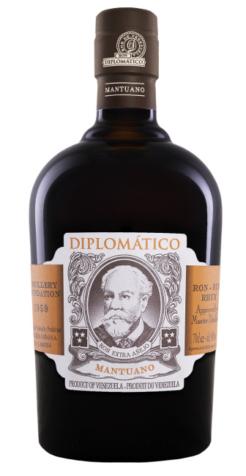 Diplomatico Mantuano, 70 cl. 40% alc.-0