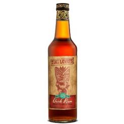 Tiki Lovers Dark Rum, 70 cl., 57% alc.-0