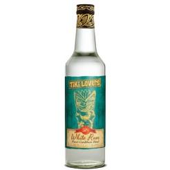 Tiki Lovers White Rum, 70 cl., 50% alc.-0