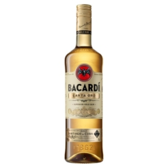 Bacardi Carta Oro, 70cl., 40% alc.-0