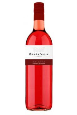 Braña Vieja Rosado 75 cl., 12,5% alc.-0
