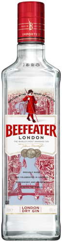 Beefeater London Dry Gin, 70 cl., 40% alc.-0