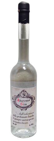 Alverna Al Monesteria Gin, 50 cl., 47% alc.-0