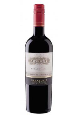 Errazuriz Estate Series Cabernet Sauvignon, 75 cl., 13,5% alc.-0