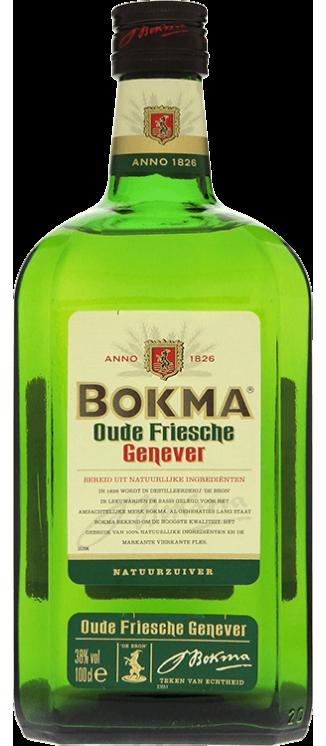 Bokma Oude Jenever, liter, 38% alc-0