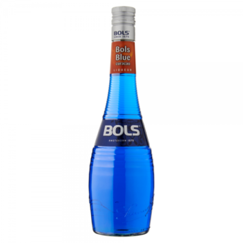 Bols Blue, 70cl., 21% alc.-0